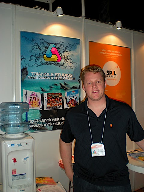 Remco at Tokyo Gameshow 2008