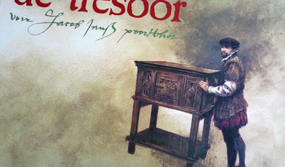 De Tresoor by Rien Poortvliet