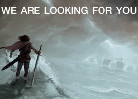 We are looking for you
