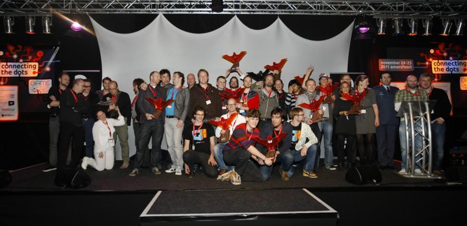 Dutch Game Award winners