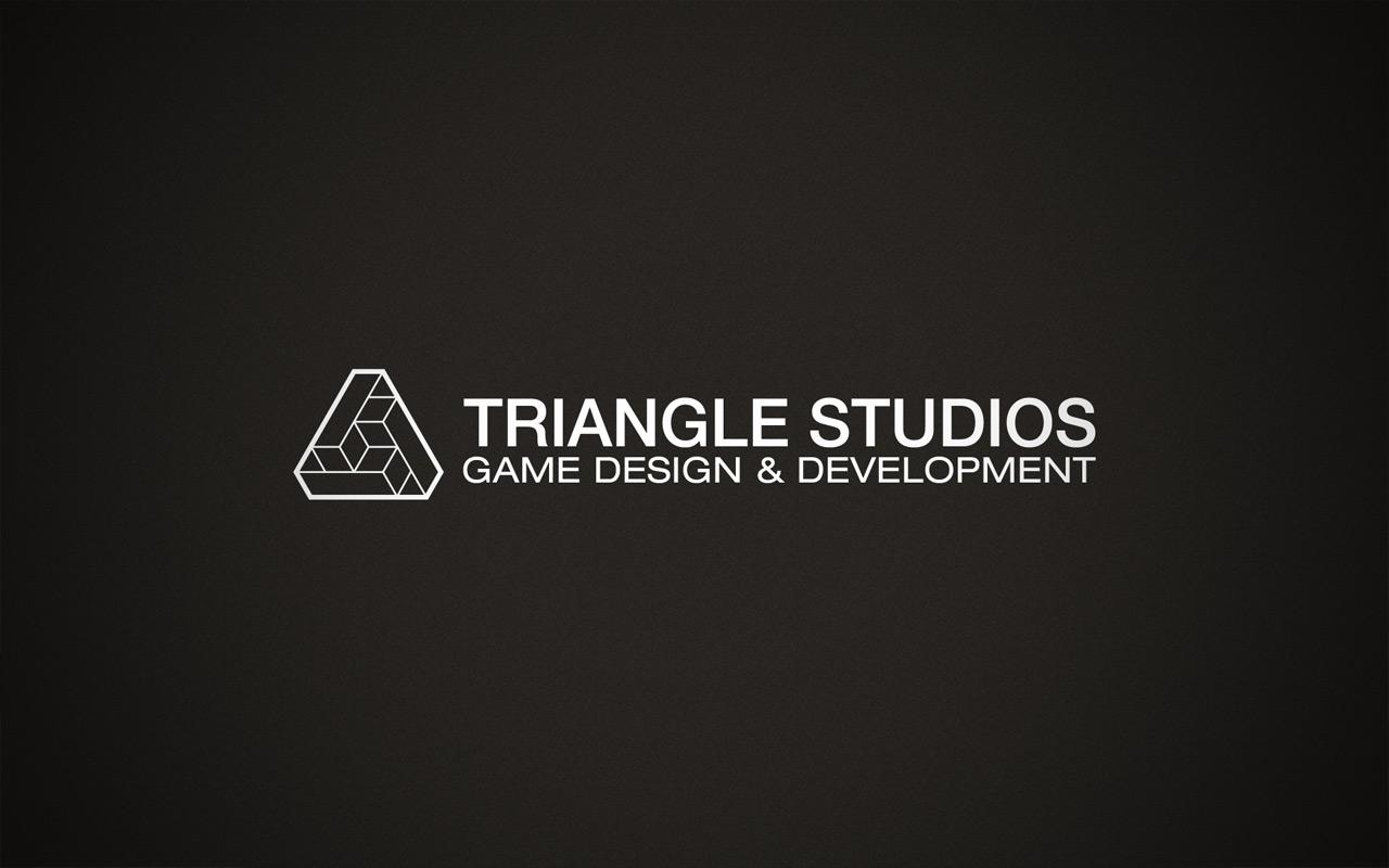 Triangle Studios logo