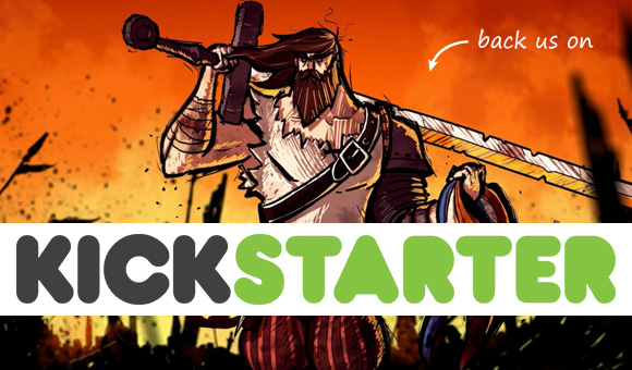 back us on kickstarter