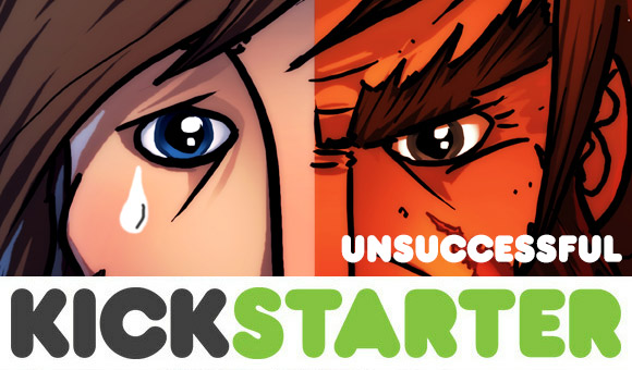 Kickstarter unsuccessful