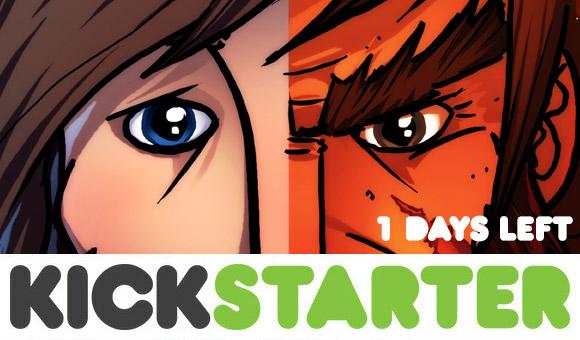 Kickstarter 1 day left