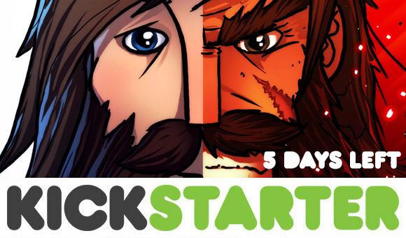 Kickstarter 5 days left