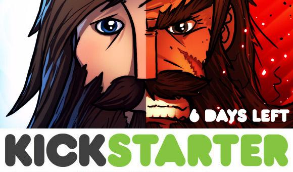 Kickstarter 6 days left