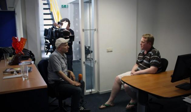 Een Vandaag interview